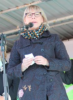 Aino-Kaisa Pekonen Finnish politician and Minister of Social Affairs and Health