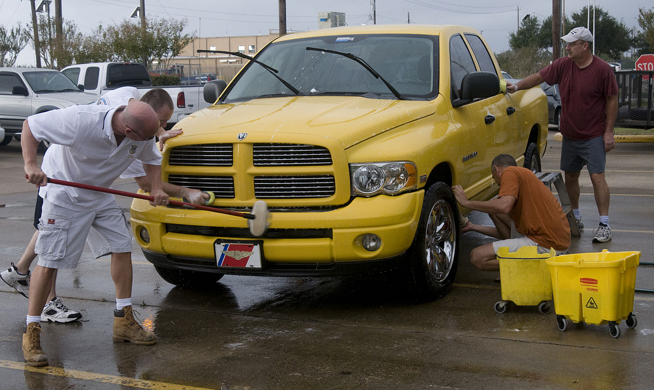 Station Car Wash Lube Of Beaumont