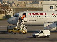 TS-IMV - A320 - Tunisair