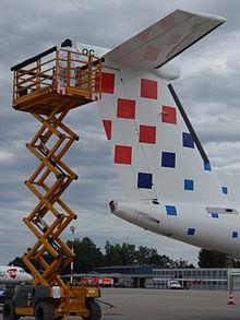 Visites De Maintenance Des Avions