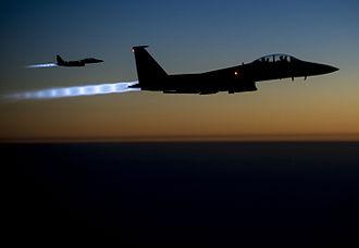 Jet engine - U.S. Air Force F-15E Strike Eagles