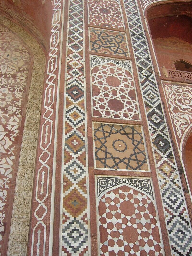 Akbar's Tomb Sikandra Agra India (9).JPG