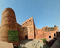Akbari Darwaja - Inner Southern Entrance - Agra Fort - Agra 2014-05-14 4040-4053.tif