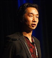 Akira Yamaoka - Konference vývojářů her 2010 - 3. den (3) .jpg