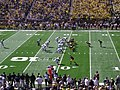 Akron vs. Michigan football 2013 12 (Michigan on offense).jpg