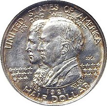 Alabama Centennial Half Dollar Wikipedia