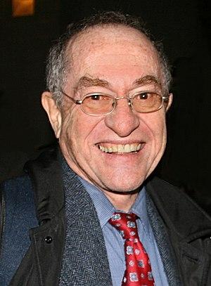 Alan Dershowitz cover
