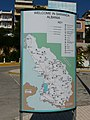 Albania 065.Saranda welcome map.jpg
