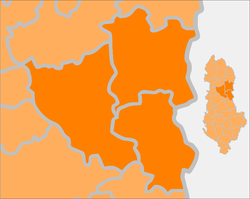 Dibërpræfekturen
