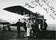 Albatros C.III in a Turkish squadron