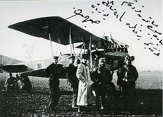 Albatros C.III - A Turkish C.III