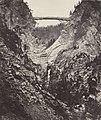 Albert, Joseph - Neuschwanstein – Marienbrücke über der Pöllatschlucht (Zeno Fotografie).jpg