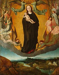 Albert Cornelis: Assumption of the Virgin