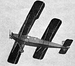 Albessard Triavion in flight L'Aéronautique March,1928.jpg