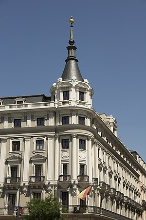 Justicia (Madrid) - Calle de Alcalá