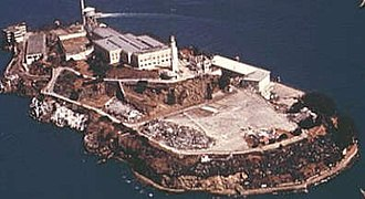 Escape from Alcatraz (film) - Image: Alcatraz
