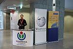 AleXXw - Landtagsprojekt NÖ 2013 - Infostand 2.JPG