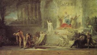 Alegoria à Constituição de 1822