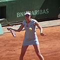 Aleksandra Wozniak, 2011 Roland Garros.jpg