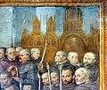 Alessandro allori, Ricognizione delle reliquie di San Giovanni Gualberto, 1581, 04 polittico.jpg