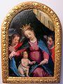 Alessandro casolani, madonna col bambino, 1592, da s. andrea in camollia.JPG