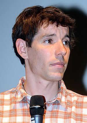 Alex Honnold - Alex Honnold at the Trento Film Festival (2014)