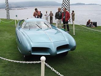 Alfa Romeo BAT - 1954 Alfa Romeo BAT 7