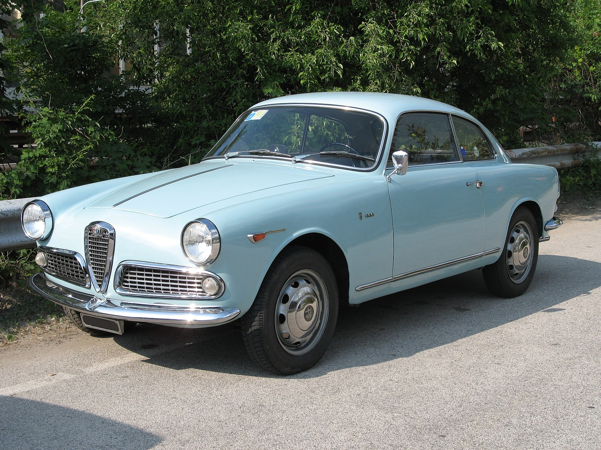 Alfa Romeo Giulietta Toy Car