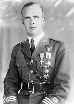 Alfons Rebane - Alfons Rebane in the Estonian Army