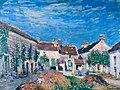 Alfred Sisley (1839-1899) - Une cour aux Sablons - ABDAG003784 - Aberdeen Art Gallery.jpg