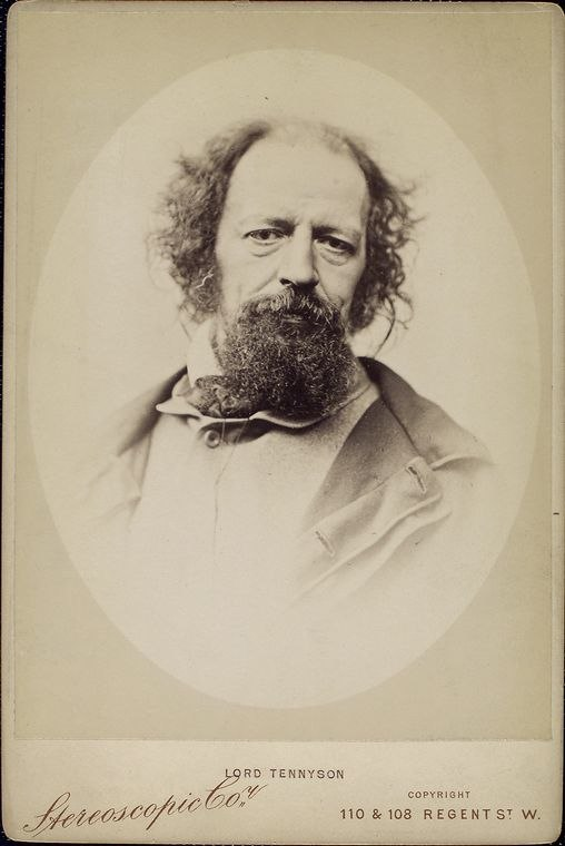 Alfred Tennyson Middle Age