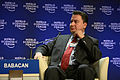Ali Babacan 2 - World Economic Forum Annual Meeting Davos 2009.jpg