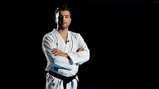 Ali Fadakar Iranian karateka (born 1991)