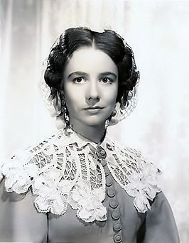 Alicia Rhett in Gone with the Wind (1939)