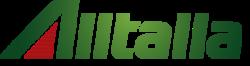 Logo der Alitalia