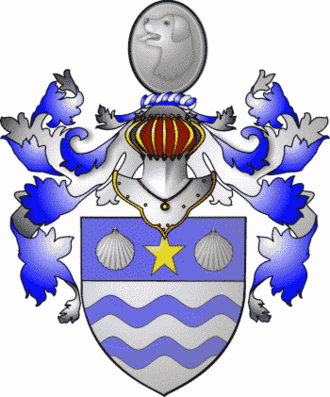 Allan coat of arms - Alemani
