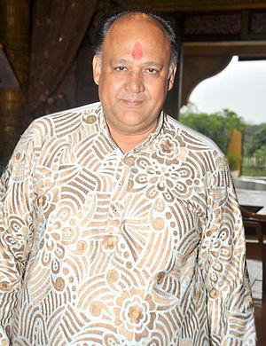 Alok Nath - Alok Nath in 2012