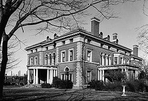 Roberson Mansion - Alonzo Roberson House
