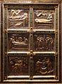 Altare di s. ambrogio, 824-859 ca., retro di vuolvino, storie di sant'ambrogio 08.jpg