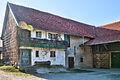 Altdorf (Niederbayern)-Eugenbach Kirchweg 20 - Bauernhaus 2014.jpg