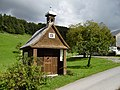 Alte Fatimakapelle in Stollen (Langen bei Bregenz) von SW.JPG