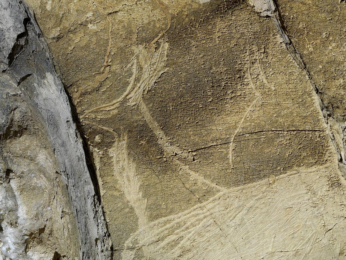 Altxerri cave - Antelope.jpg