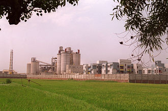 Howrah - Image: Ambuja Cements Limited 20020400