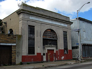 National Register of Historic Places listings in Camden County, New Jersey - Image: American National Bank, Camden, New Jersey