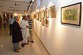 Amit Sarkar - Biswatosh Sengupta - Abhoy Nath Ganguly - Image India - Group Exhibition - Kolkata 2015-04-21 8435.JPG