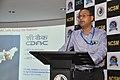 Amitava Akuli Demonstrates Technology Developed By CDAC Handheld Electronics Nose - NCSM - Kolkata 2018-04-23 0252.JPG