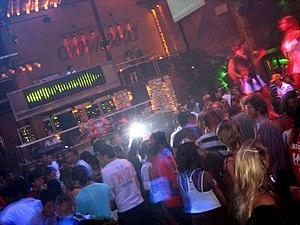 Amnesia (nightclub) - Image: Amnesia Ibiza 2006