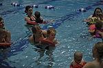 Amphibious infants, Babies first kick 150303-F-LV269-080.jpg
