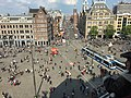 Amsterdam - Dam Square towards the train station.jpg