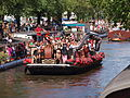 Amsterdam Gay Pride 2013 boat no30 Captain Morgan pic4.JPG